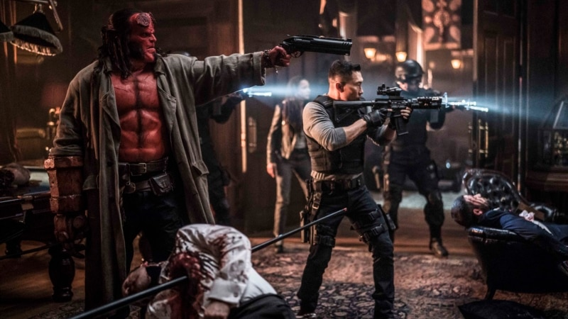 Choose Your Tyrant: Stalin Becomes Hitler In Hellboy's Russian Release