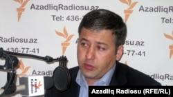 Azerbaijani lawyer Elchin Namazov