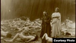 "Кадр из фильма ""Inferno"", реж. Франческо Бертолини и Адольфо Падована"
