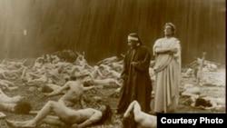 """Фильм """"Ад"""" (L'inferno. Италия, 1911), снятый по мотивам """"Божественной комедии"""" Данте"""