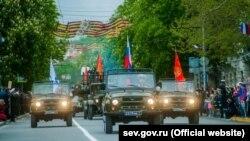 В Севастополе готовятся к параду Победы