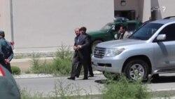 چین تجهیزات امنیتی را به افغانستان سپرد