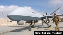 گفته میشود خودروی حامل قاسم سلیمانی با پهپادهای MQ-9 Reaper مورد حمله قرار گرفته است
