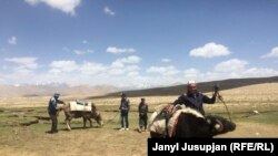 Тажикстандагы кыргыздар