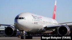 Boeing 777 российской авиакомпании Nordwind. Иллюстративное фото.