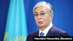 قاسم جومارت توقایف، رئیسجمهور قزاقستان