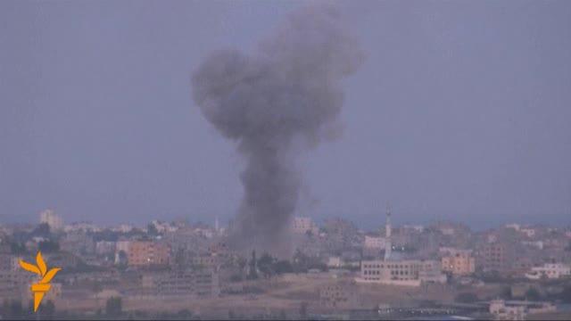 Escaladare în conflictul palestiniano-israelian