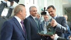 Крым и Сирия: дружба под санкциями | Дневное шоу
