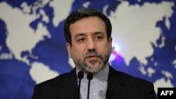 Իրանի միջուկային հարցերով գլխավոր բանագնաց Աբբաս Արաղչի, արխիվ