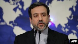 عباس عراقچی٬ عضو تیم مذاکرهکننده هستهای ایران و معاون حقوقی و بینالملل وزیر امور خارجه