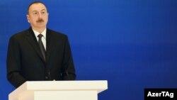 İlham Əliyev, 5-ci Qlobal Bakı Forumunun açılışında, 16 mart 2017