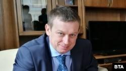 Съдия Алексей Трифонов, председател на СГС