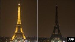 Столиця Франції Париж є активним учасником «Година землі», фото архівне