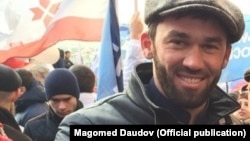 Спикер парламента Чечни Магомед Даудов