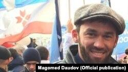 Нохчийчоьнан парламентан спикер Даудов Мохьмад,