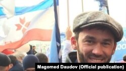 Магомед Даудов.