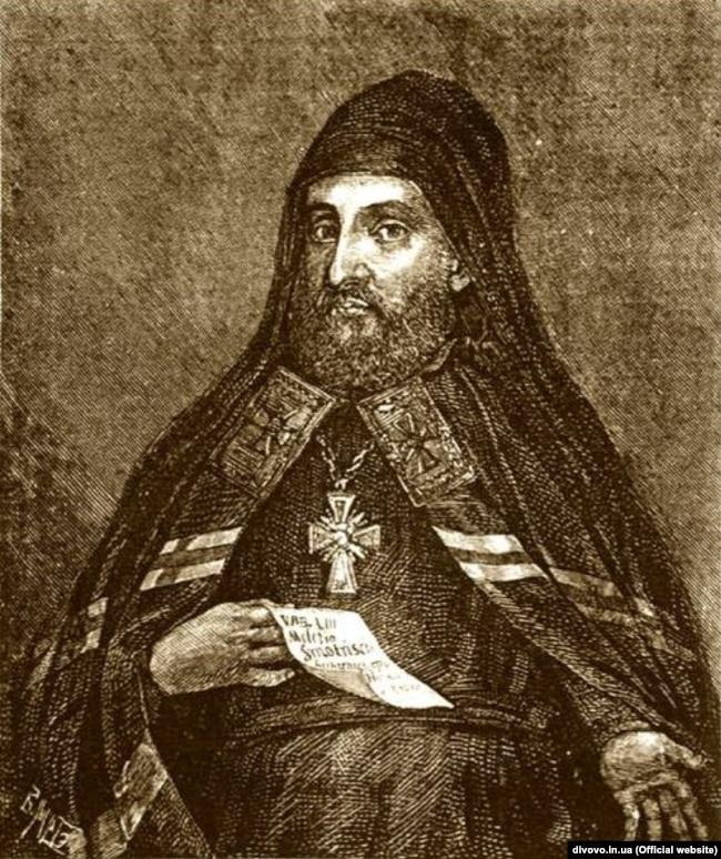 Мелетій Смотрицький (близько 1577–1633) – український вчений, письменник, мовознавець