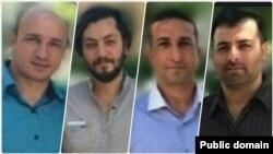 این چهار نوکیش مسیحی به تشکیل کلیسای خانگی متهم شده اند.