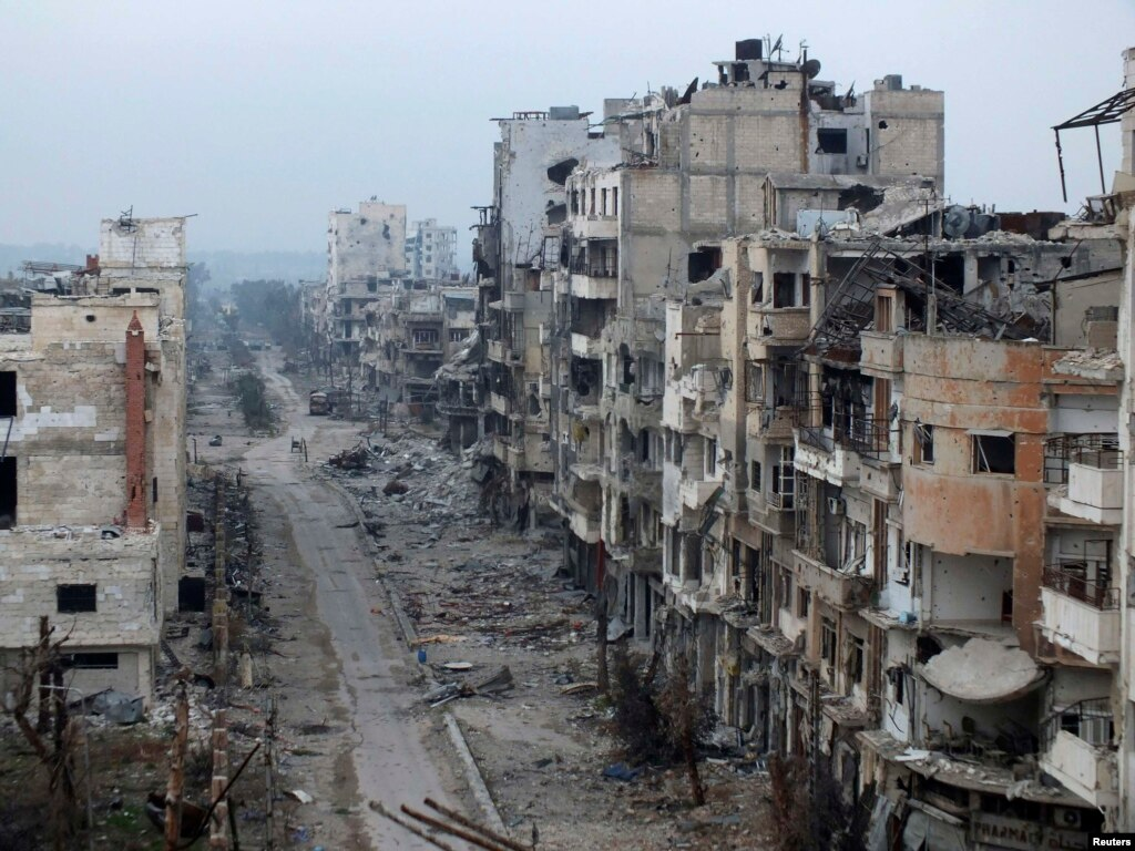 Rússia denuncia ataque químico contra militares sírios em Aleppo
