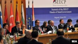 Процесот за соработка во Југоисточна Европа. Белград, 2012.