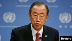 БМО Генераль секретаре Пан Ги Мун