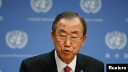 بان گی مون، دبیر کل سازمان ملل متحد ضمن محکوم کردن حمله تروریستی اخیر در سراوان از حکومت ایران خواسته است که مجازات اعدام را به حالت تعلیق دربیاورد.