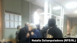 Людмила Алексеева в Замоскворецком суде