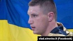 Український боксер Владислав Сіренко