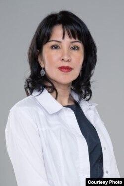 Денсаулық сақтау министрлігінің вакциналау жөніндегі сарапшысы Ләззат Ералиева