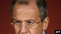 سرگئی لاوروف، وزير امور خارجه روسيه، از اسرائیل خواسته است تا مسئولانه تر رفتار کند. (عکس از AFP)