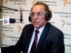 Nadir Əzməmmədov: 'Onun açıqlaması mətbuat üçündür, mənim bu haqda bilgim yoxdur'