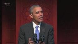 Obamanın müsəlmanlara müraciəti
