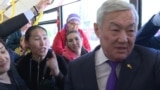 grab: Nur-Sultan mothers protest