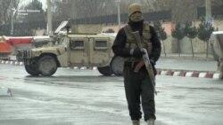 Napad na vojnu bazu u Kabulu