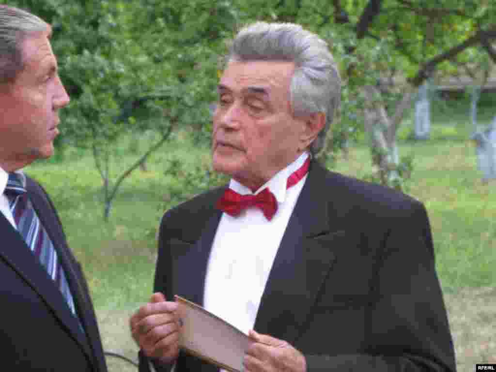 Микола Мащенко, режисер, директор кіностудії у 1986-2003 рр. - кіностудія Довженка