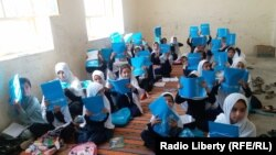 Officials in Helmand say that apart from the capital, Lashkar Gah, and the adjacent district of Greshk, female students in the remaining 12 districts of the vast southern province bordering Pakistan have not finished 12th grade (file photo).