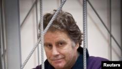 Peter Willcox, një nga të arrestuarit