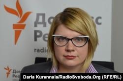 Светлана Хутка, экспертка Киевского международного института социологии (КМИС)