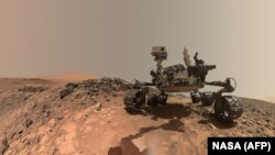 Марсдаги кислородга бўлган қизиқиш NASAнинг Curiosity (суратда) марсюрарисайёрада марганец оксидларини топиши ортидан кучайди.