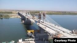 SImulare a podului Vidin - Calafat.
