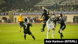 Qarabağ-İnter oyunu. 2014-cü il