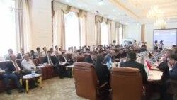 Таджикско-узбекский бизнес-форум в Душанбе