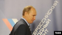 """Владимир Путин """"Халык фронтын"""" җитәкләр дип фаразлана"""