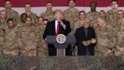 ایا د افغانستان د سولې خبرې د ټرمپ بریا ګڼل کیږي؟