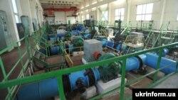 Иллюстрационное фото. Оборудование станции ЗФС-2,Белогоровка, Луганская область