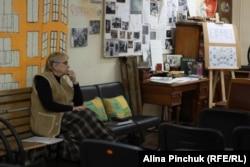 В подвале дома обычно проходят встречи жителей