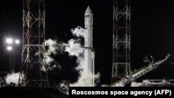 AngoSat orbitə Rusiyanın Zenit raketi ilə çıxarılıb