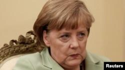 Германия Канцлери Ангела Меркел.