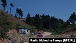 Aрхивска фотографија-протести против рудник