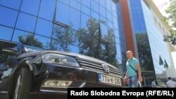 Funkcioneri na sjednici Izvršnog obavještajnog odbora BiH u Mostaru, sazvanoj zbog odluke o sigurnosnoj situaciji u Sarajevu. Foto: Mirsad Behram